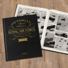 RAF Deluxe Newspaper Book